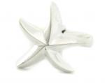 Sterling Starfish cufflinks