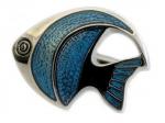 Blue Fish cufflinks