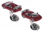 Red Ferrari Cufflinks - choosing the right cufflinks for your interests