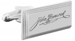 custom engravable cufflinks make wonderful gifts