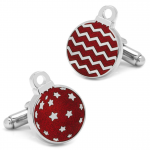 Red Christmas Ornaments are fun for the holidays