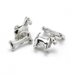 Dog and Bone Cufflinks - Link Post