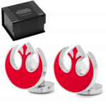Rebel Alliance Insignia cufflinks (Star Wars cufflinks)