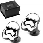 Stormtrooper cufflinks (Star Wars cufflinks)