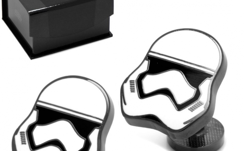 Show Your Allegiance with Star Wars Cufflinks