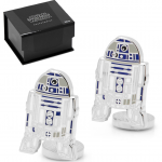 R2D2 cufflinks (Star Wars cufflinks)