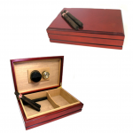 Florence Cigar Humidor (how to season your humidor)