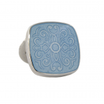 Sterling Tiled Enameled BAADE II Cufflinks