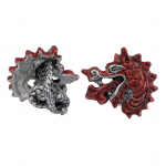 Red Dragon BAADE II Cufflinks