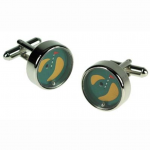 Hole-in-One Cufflinks