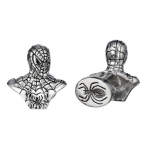 Spider Man Bust Cufflinks make great Valentine's Day gifts