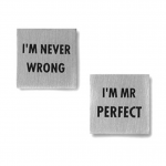 Mr. Perfect Cufflinks win every award
