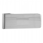 Sterling Silver Etched Engravable Money Clip