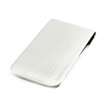 Sterling Silver Money Clip by David Donahue