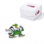 Notre Dame Fighting Leprechaun Cufflinks (because March!)