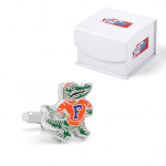 Vintage University of Florida Cufflinks (go Gators! March Madness)