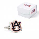Auburn University Tigers Cufflinks (perfect for March Madness)