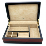 Men's Cufflink and Watch Case