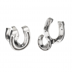Horseshoe Cuff Links