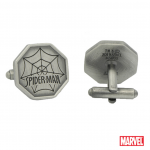 Spiderman & Web Cufflinks
