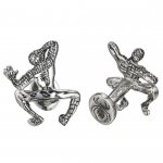 Crawling Spiderman Cufflinks