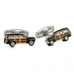 Tommy Bahama Woodie Wagon Summer Cufflinks