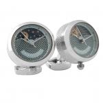 Tateossian Sun and Moon Watch Cufflinks
