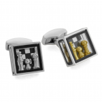 Tateossian Pandora's Chess Box Cufflinks