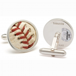 MLB Team Specific Baseball Cufflinks (Tokens & Icons)