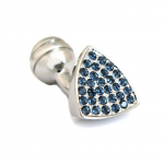 Heraldry Swarovski Crystal Cuff Links