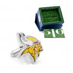 Minnesota Vikings Cufflinks - NFL team