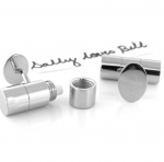 Message Engraved Cufflinks