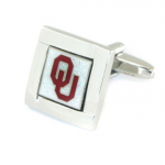 Oklahoma University Cufflinks