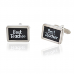 Best Teacher Cuff Links