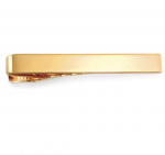 23 Karat Gold Plated Tie Bar (perfect for Father's Day)