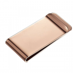 Stefan Rose Gold Money Clip