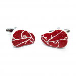 Rib Eye Steak Cufflinks