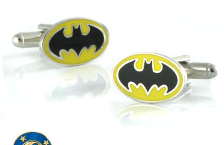 Holy Cufflinks Batman! It's Batman Day