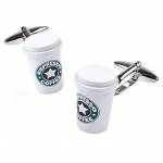 Coffee Cups Cufflinks
