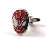Spiderman Cuff links