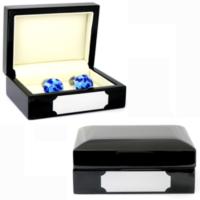 Premium Black Wood Box