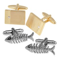 Jewelry Metal and Cuff Links