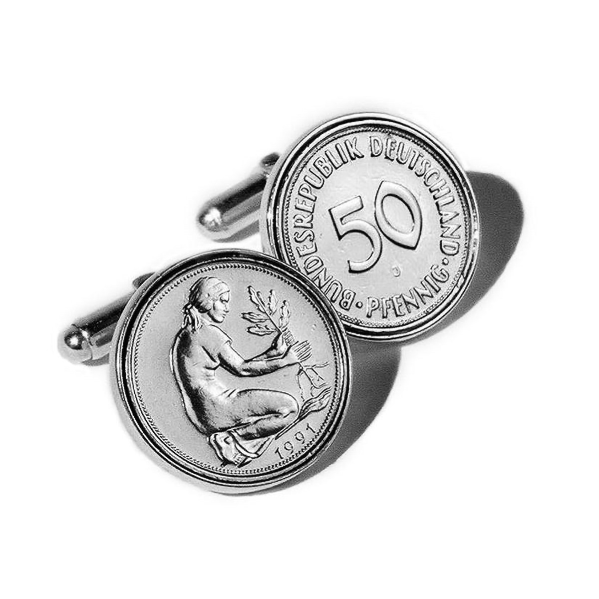 Solid silver coins