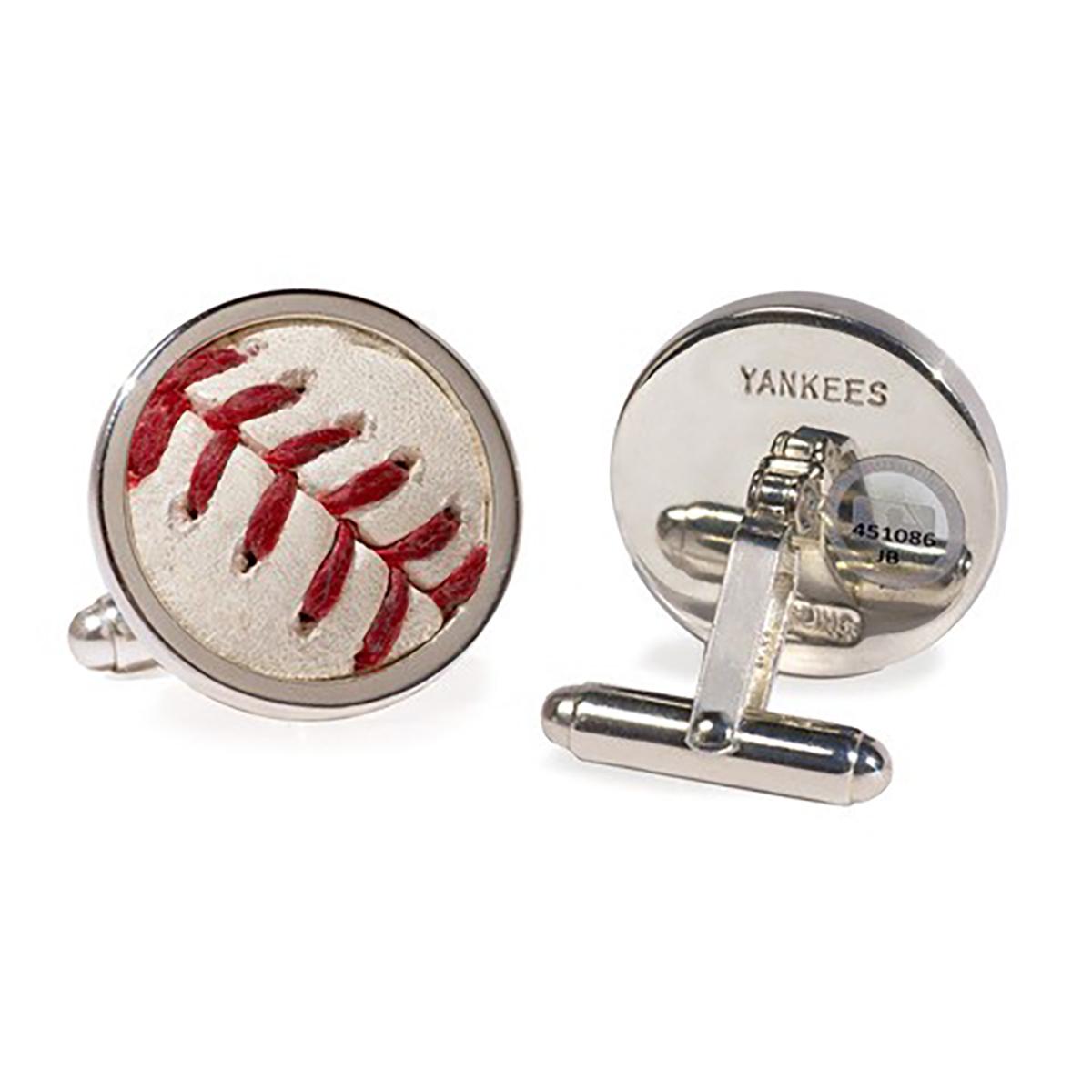 Baseball Cufflinks Cuff Links Brand New MLB Home Run