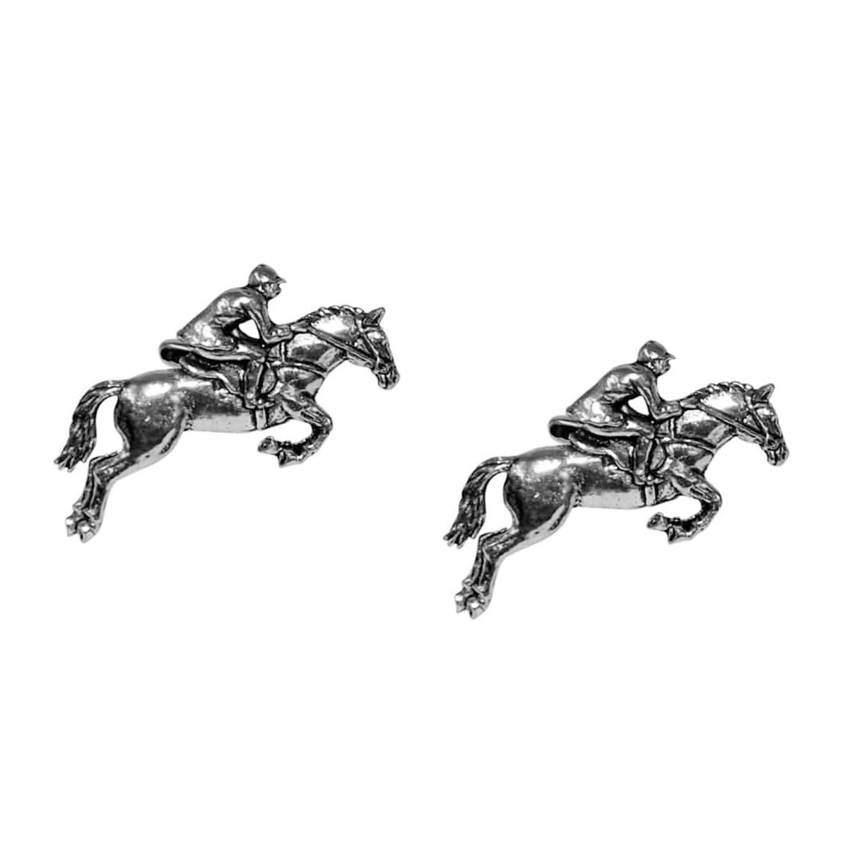 3inch kilt pin,bookmark,black cord,Split keyring,Platinum Dressage E03 Horse /& Equestrian Fine English Pewter Cufflinks,Tie slide