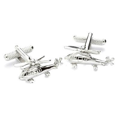 Helicopter Cufflinks