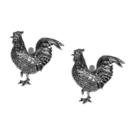 Rooster Cufflinks